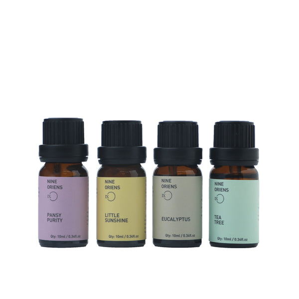 PANSY PURITY (Essential Oil for Face Mask – Adult Version) 10ml