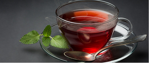 CUP OF RED (ROOIBOS) CAFFEINE FREE TEA