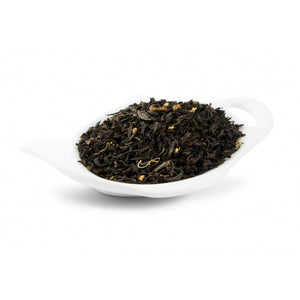 Mamma Mintea - Black tea with mint leaves and aroma of mint. - Paraffine