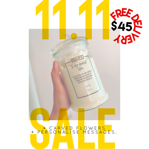 11.11 SPECIAL SALE