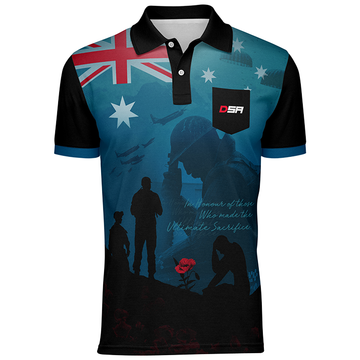 Gallipoli Remembrance Polo Shirt