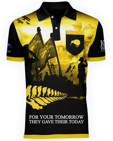 The Centenary Significance Classic Polo Yellow - Limited