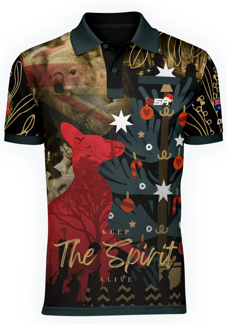 Keep the Spirit Alive Christmas Edition