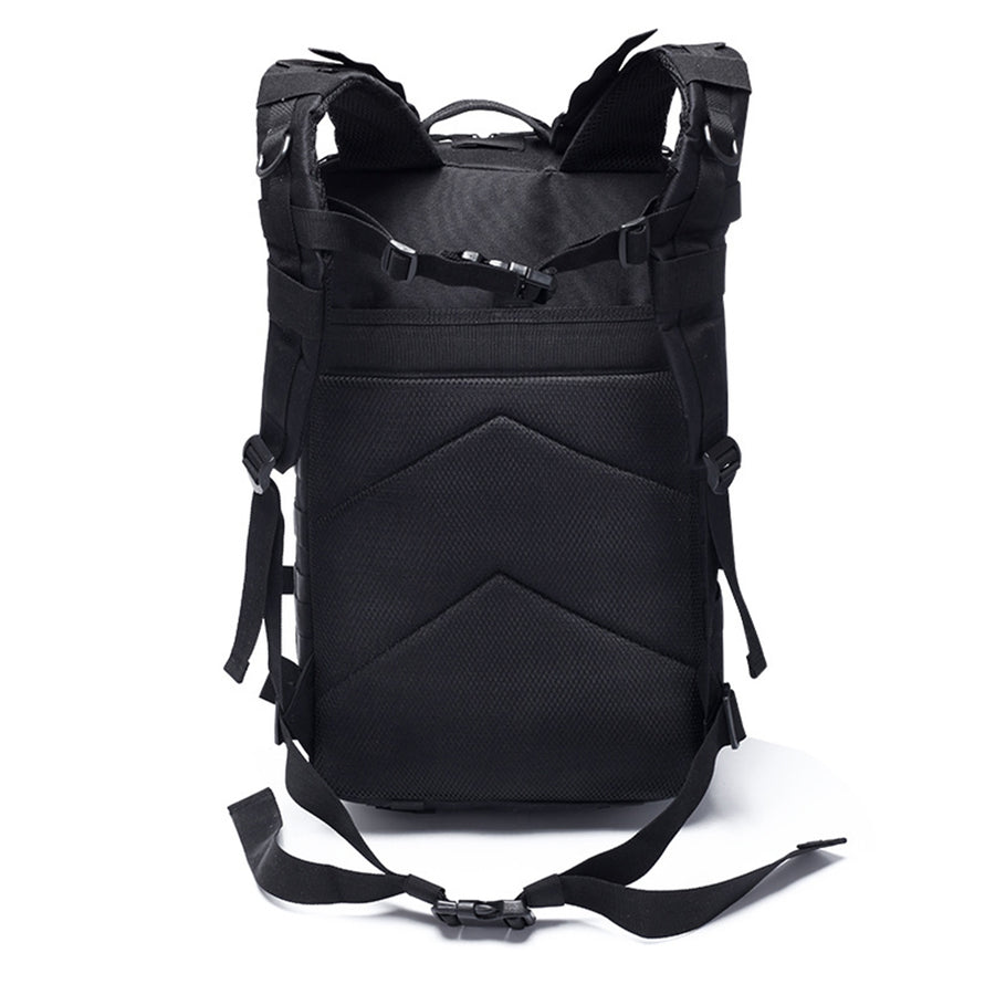 The Hero Backpack (Black)