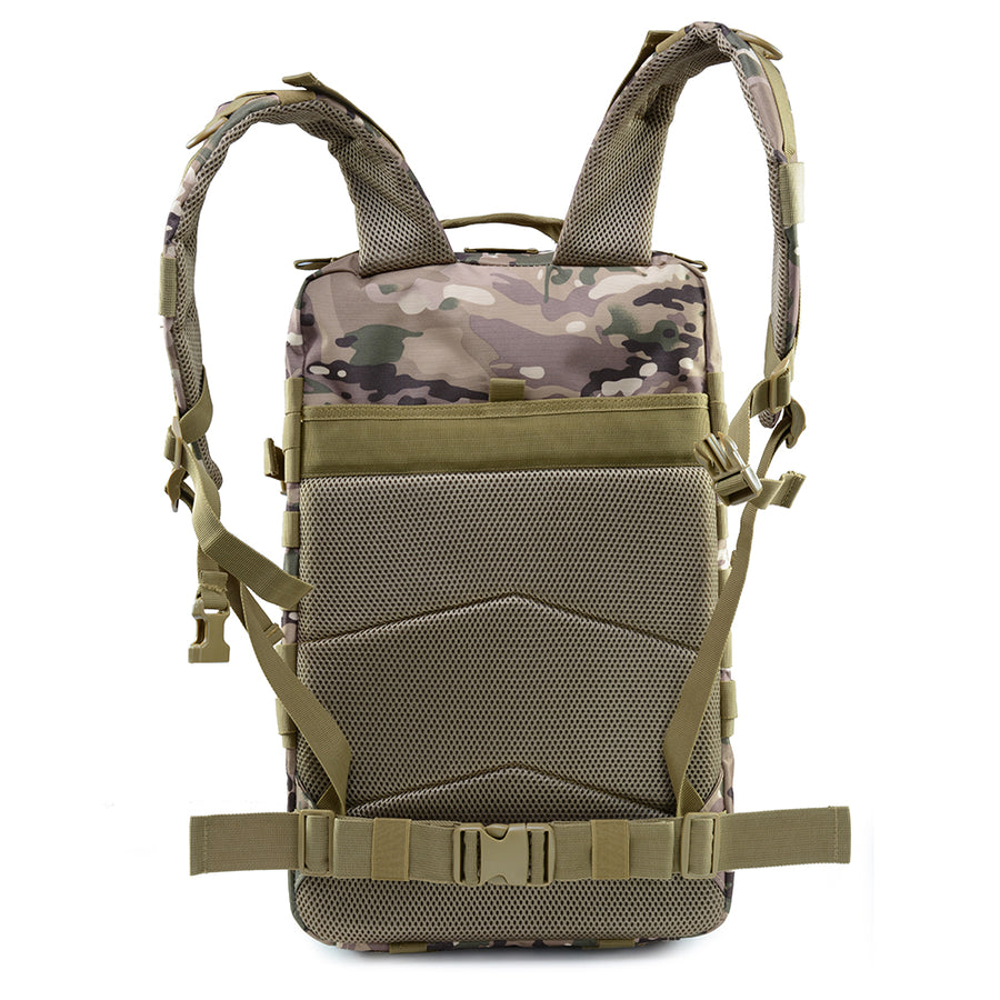 The Hero Backpack (Camo)