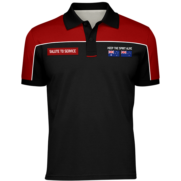 The Defender Polo Shirt