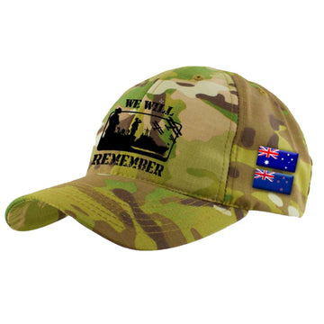 Centenary Camo Cap - Limited