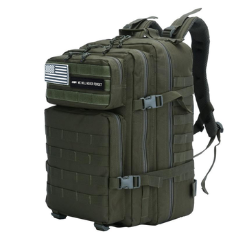 The Hero Backpack (Army Green)