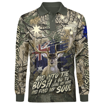 Hunting Australia Pride Long Sleeve