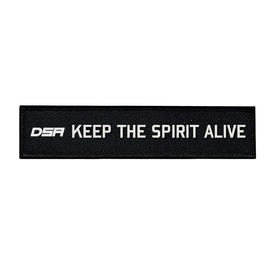 Keep the Spirit Alive Patch