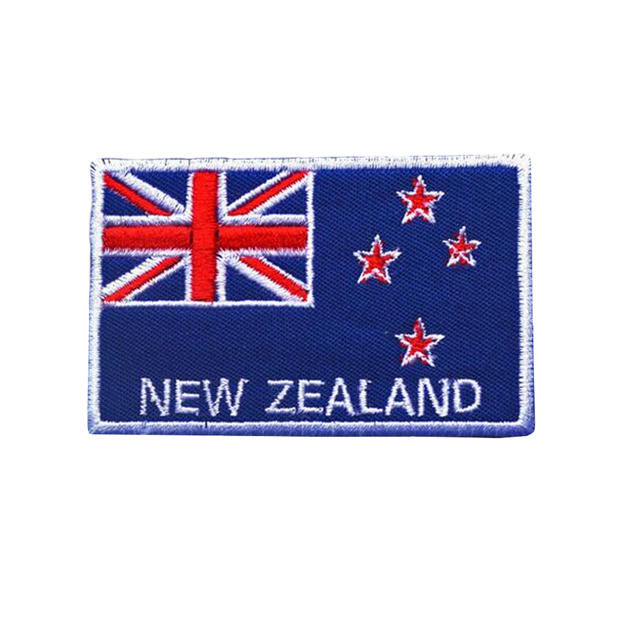 New Zealand Patch