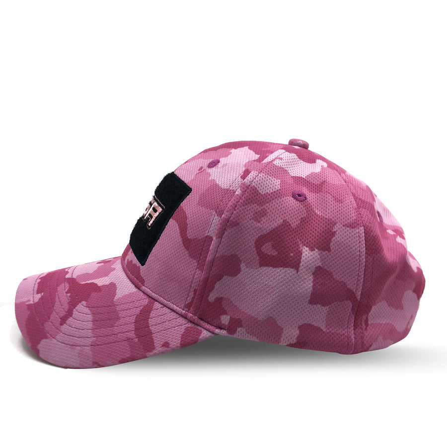 NOFA ladies cap, Side view