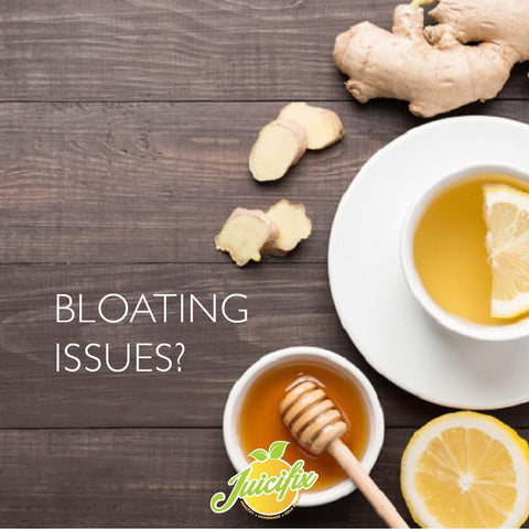 Bloating an on-going problem?