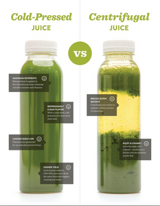 What is Cold-Pressed Juice, Really?