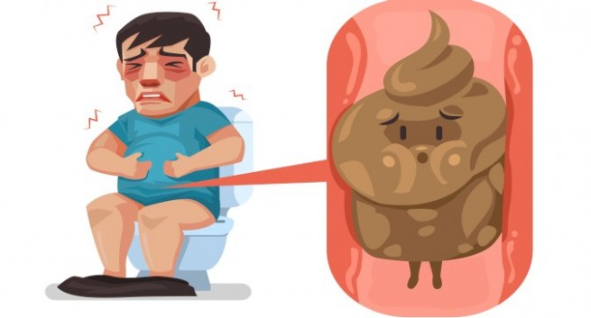 Constipation and the much needed cure.