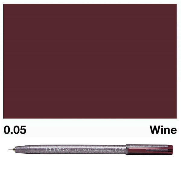 Copic Multiliner - Wine