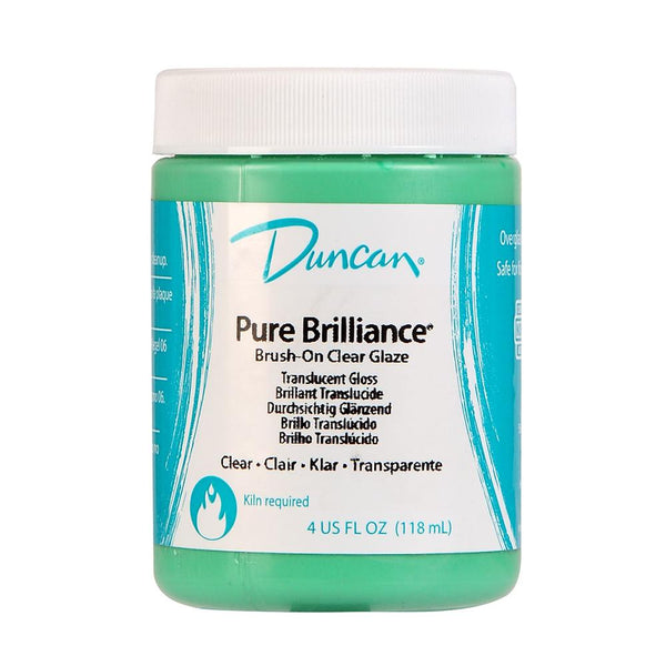 Pure Brilliance Brush on Clear Glaze (118ml & 473ml)
