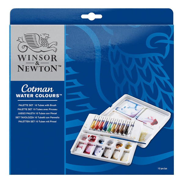 Winsor & Newton Cotman Water Colour Palette Set