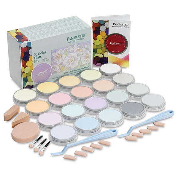 PanPastel 20 Colour Set - Tint