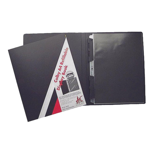 Colby Art Refillable A4 Art Display Book - 257 A4