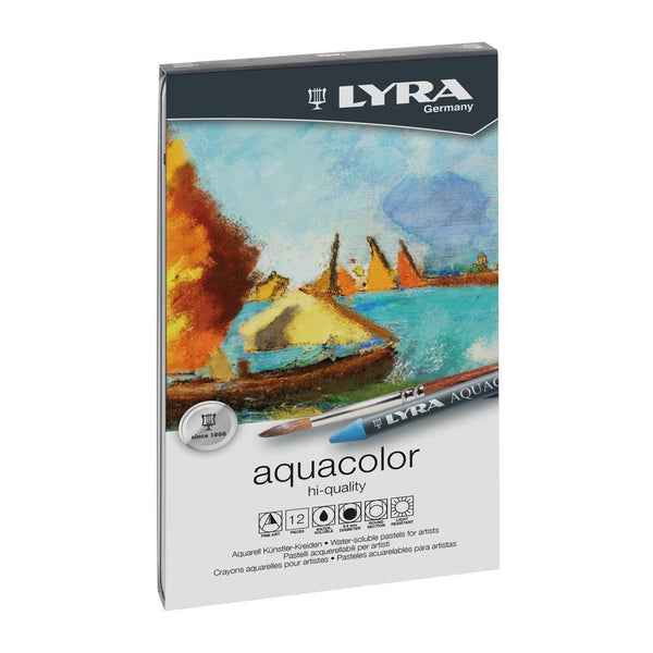 Lyra AQUACOLOR - 12 Set