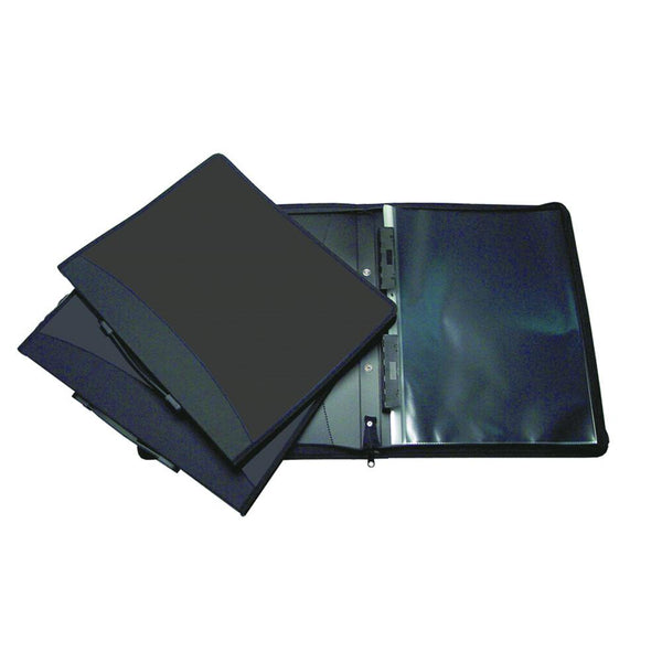 Colby Zippered A3 Refillable Display Book