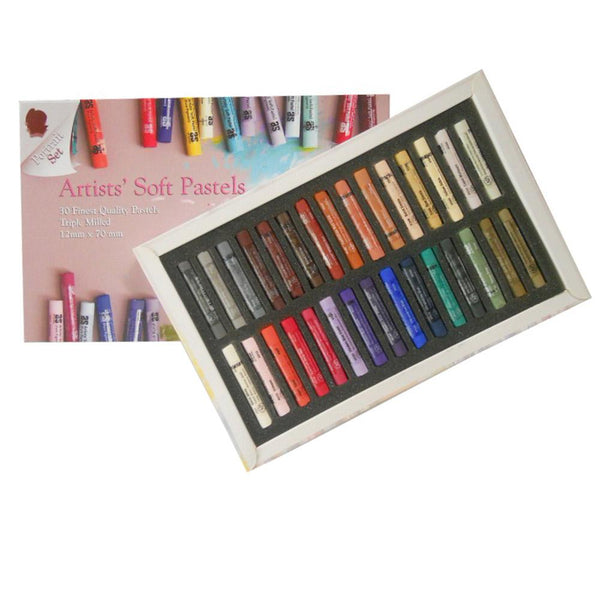 Art Spectrum Artists' Soft Pastels - Portrait 30 Set