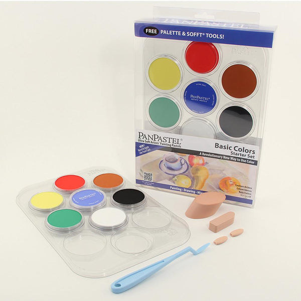 PanPastel Basic Colours Starter Set