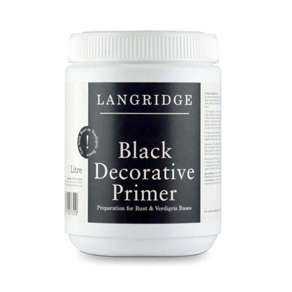 LANGRIDGE BLACK DECORATIVE PRIMER