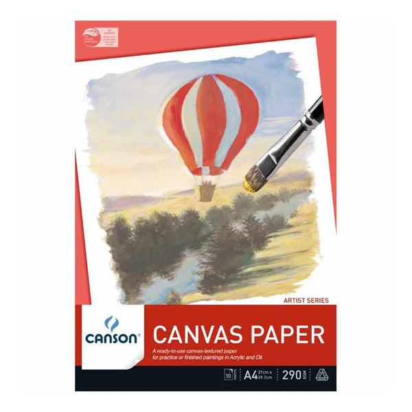 Canson® Canvas Paper Pad