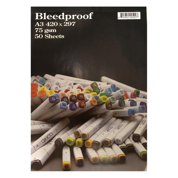 Bleedproof Pad A3