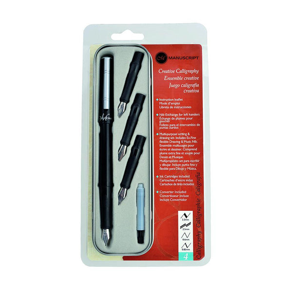 Manuscript Creative Calligraphy Set - MC1105