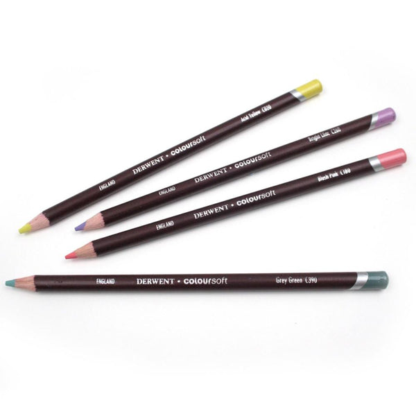 Derwent Coloursoft Pencils