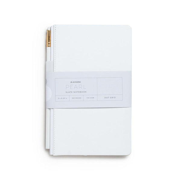 BLACKWING - PEARL SLATE NOTEBOOK - DOT GRID
