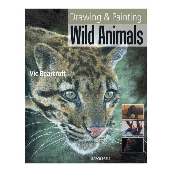 Drawing And Painting Wild Animals