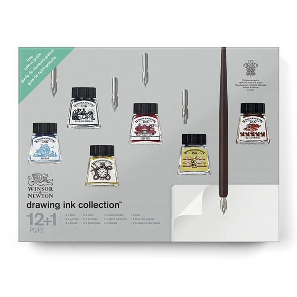 Winsor & Newton Drawing Ink Gift Collection