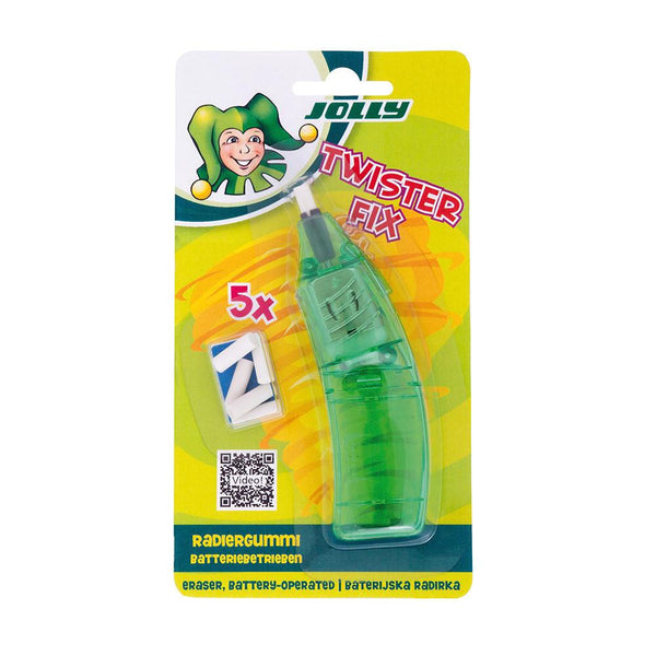 Jolly Electric Eraser