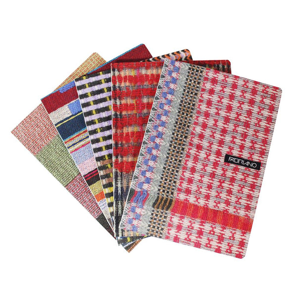 Fabriano Finsbury Notebooks - A5 Lined