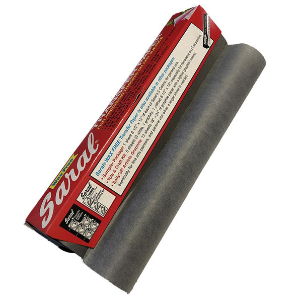 SARAL PAPER ROLL - Graphite