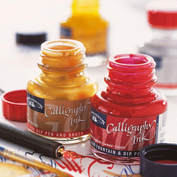 Winsor & Newton Calligraphy Inks 30ml