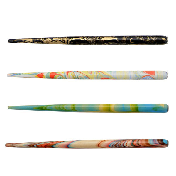 Dip Pen Holders - Assorted Marble