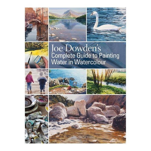 Joe Dowdens Complete Guide To Painting Water In Watercolour