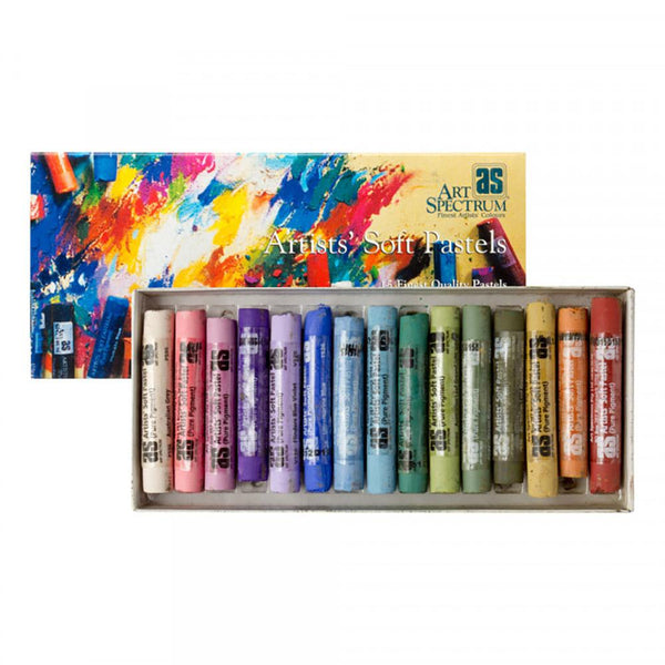Art Spectrum Artists' Soft Pastels - Landscape 15 Set