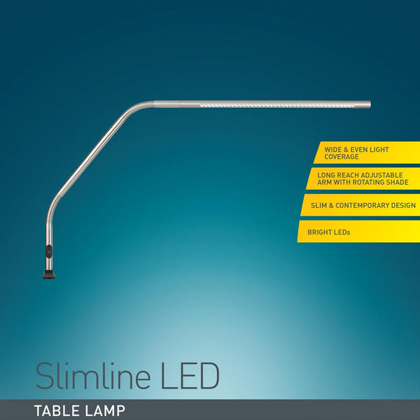 Daylight Slimline LED Table lamp