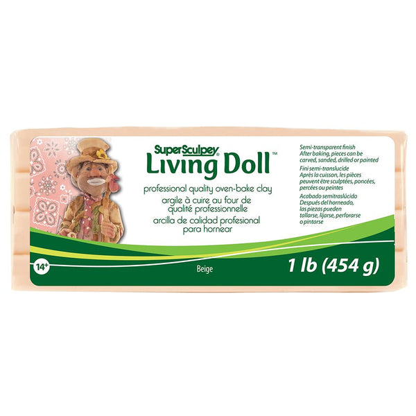 Super Sculpey Living Doll® - Beige