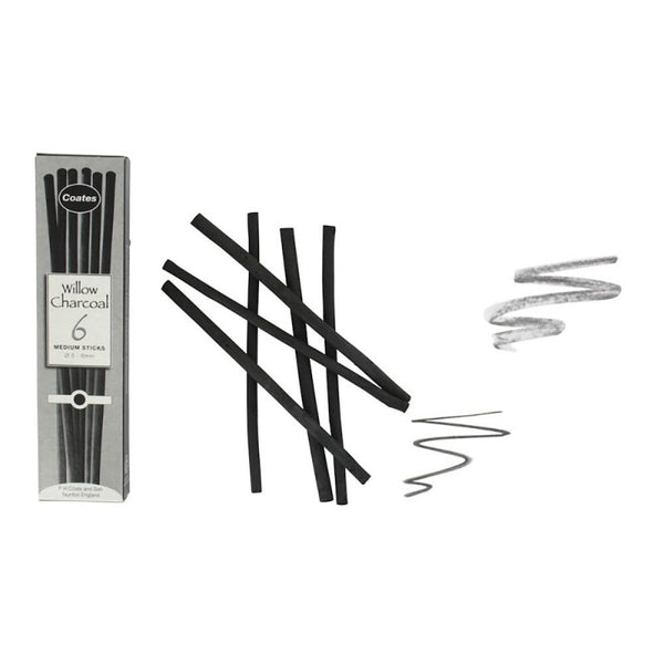 Willow Charcoal - Medium