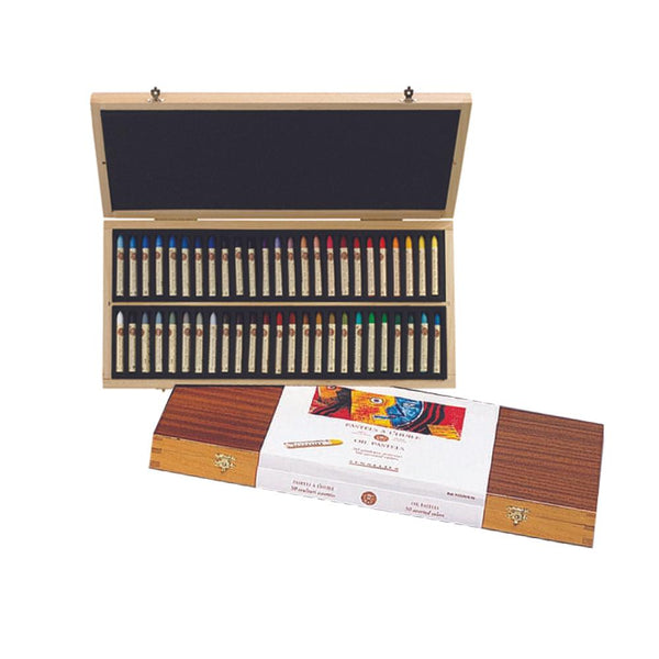 Sennelier Oil Pastel Boxed Set of 50 Assorted