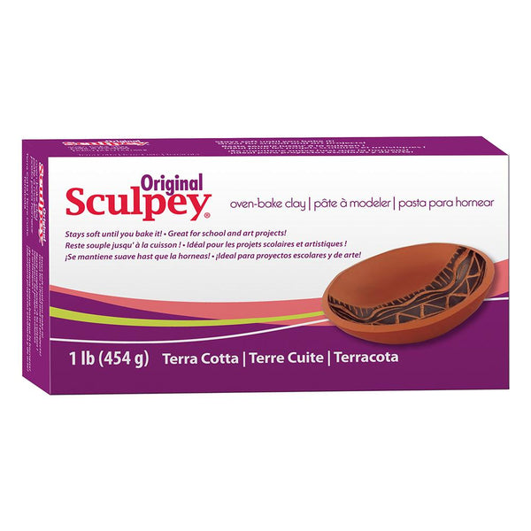 Original Sculpey® - Terracotta