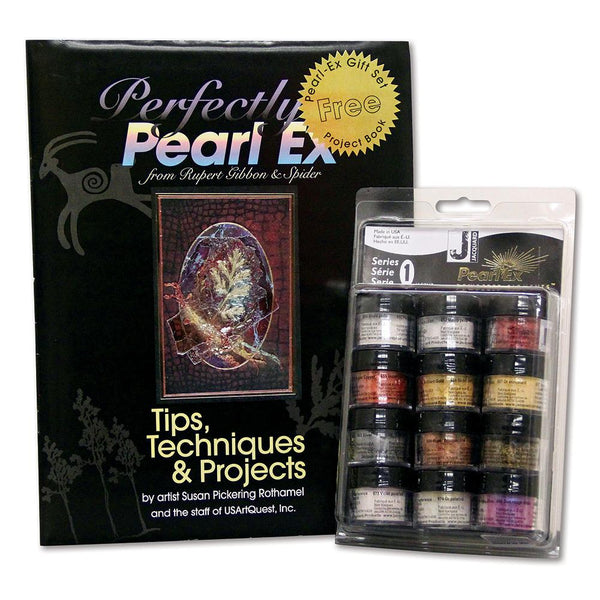 Pearl Ex 12 Colour Gift Set