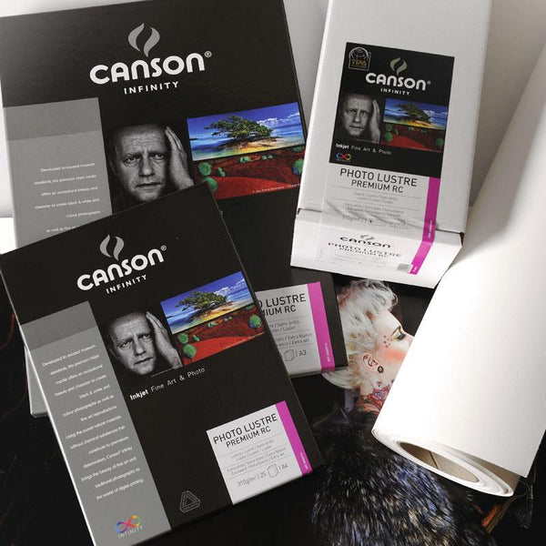Canson Infinity Photo Lustre Premium RC
